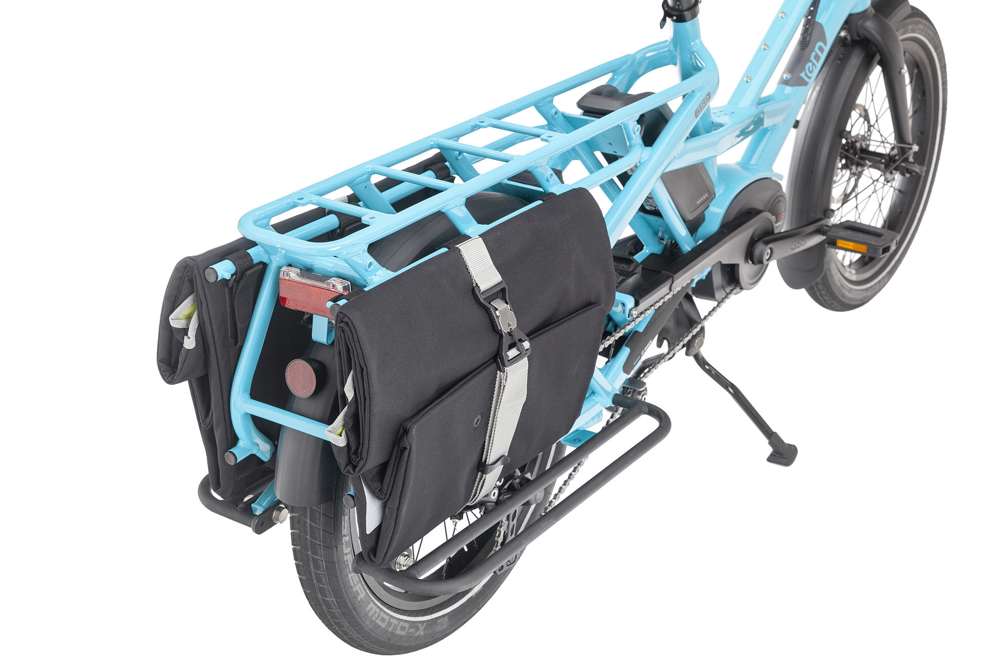 Tern Tern Cargo Hold 37 Panniers, Black, for HSD/GSD