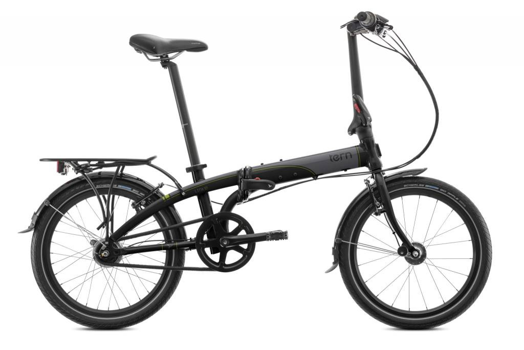 Tern Tern Link D7i, with Dynamo Package