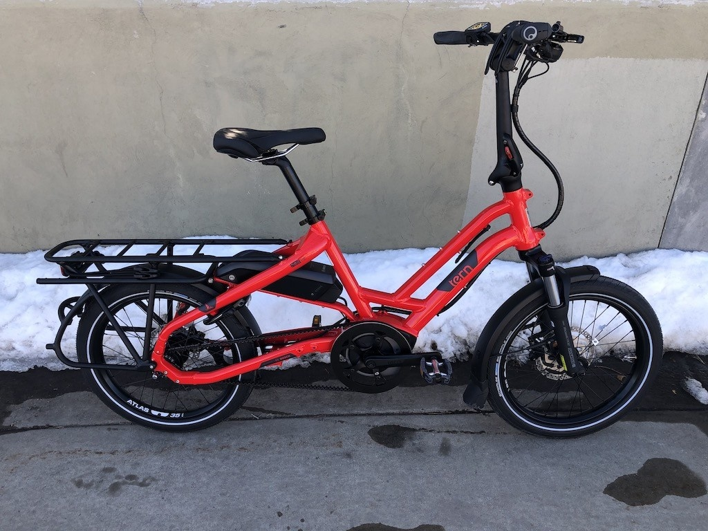 Tern Tern HSD S8i Red (Custom)