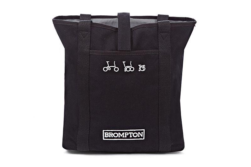 Brompton Brompton Tote Bag, with frame and rain cover