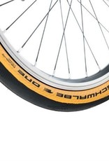 Schwalbe Schwalbe One Tan Sidewall for Brompton, 35-349