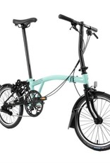 Brompton Brompton S6L Turkish Green/Black Black Edition, 2020