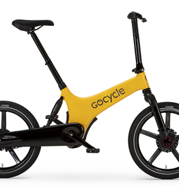 GoCycle GoCycle G3C, Yellow/Black