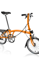 Brompton Brompton S3R Orange, 2020, +8%, Marathon