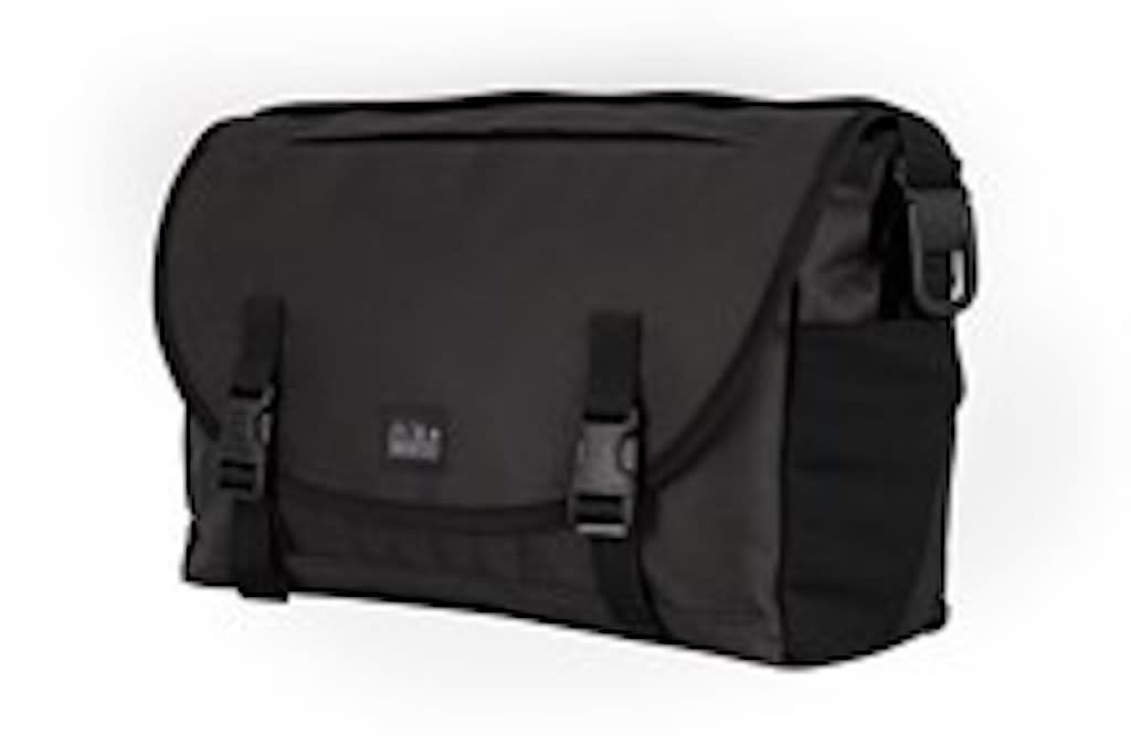 Brompton Brompton Metro bag Medium, Black, w/ Frame