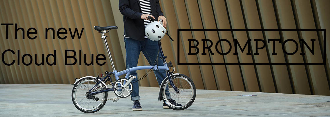 Brompton 2021 Cloud Blue