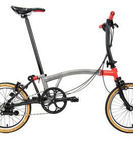 Brompton Brompton CHPT3 Edition (V3) S6E-X Superlight