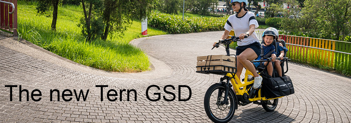 Tern GSD S00 Electric Cargo