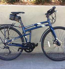 7455953a248 Montague Montague Navigator Electric · Quite possibly the best folding  electric bike ...