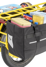 Tern Tern Cargo Hold 52 Panniers, Black, for GSD V2