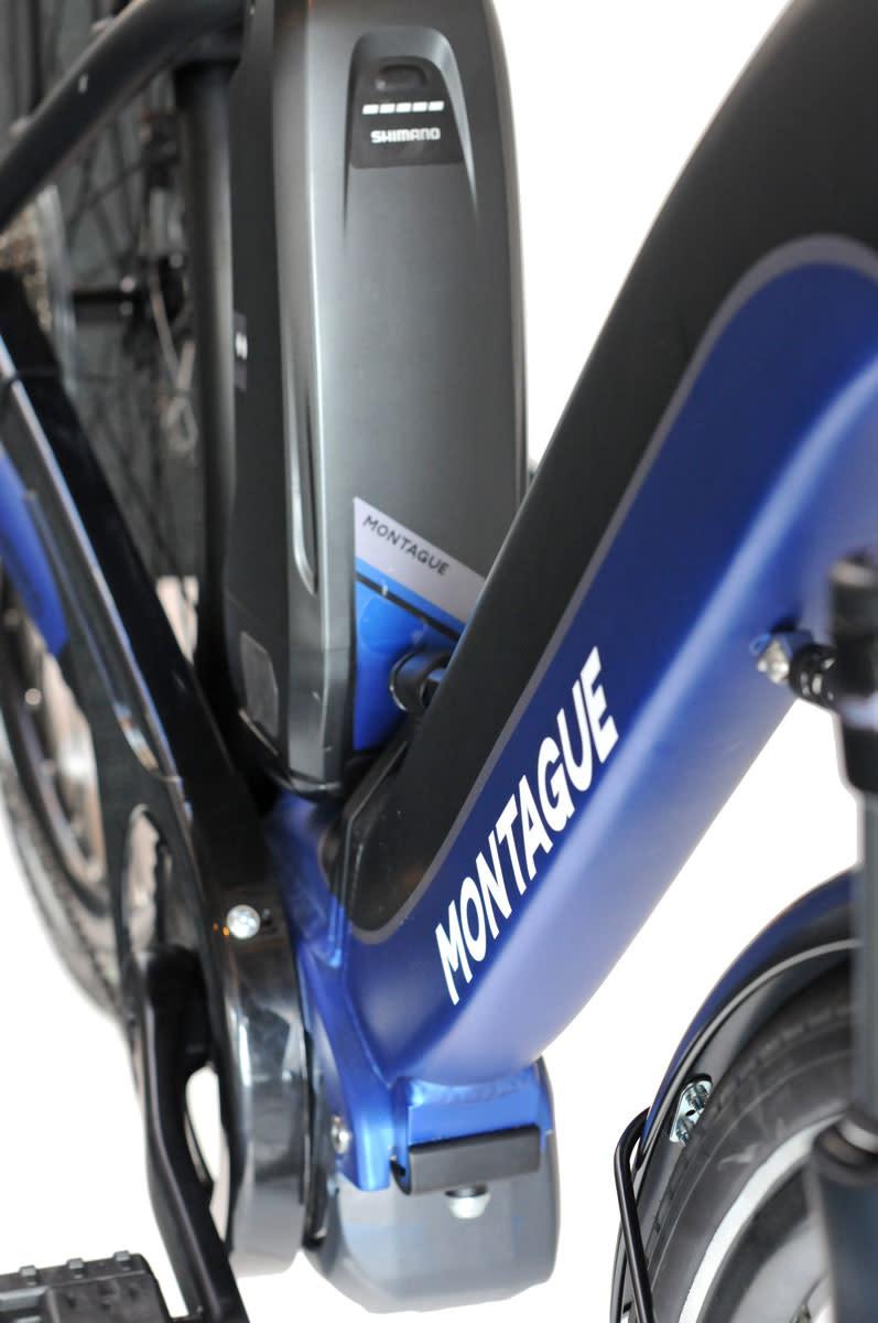 Montague Montague M-E1 Electric, Shimano Steps E6100