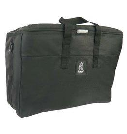 Brompton Valeria's Laptop Bag for Brompton - Black Nylon Shopping