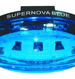 Bike Blue Supernova:Blue Tail Light