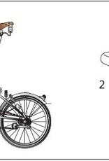 Pere Child Seat Adaptor