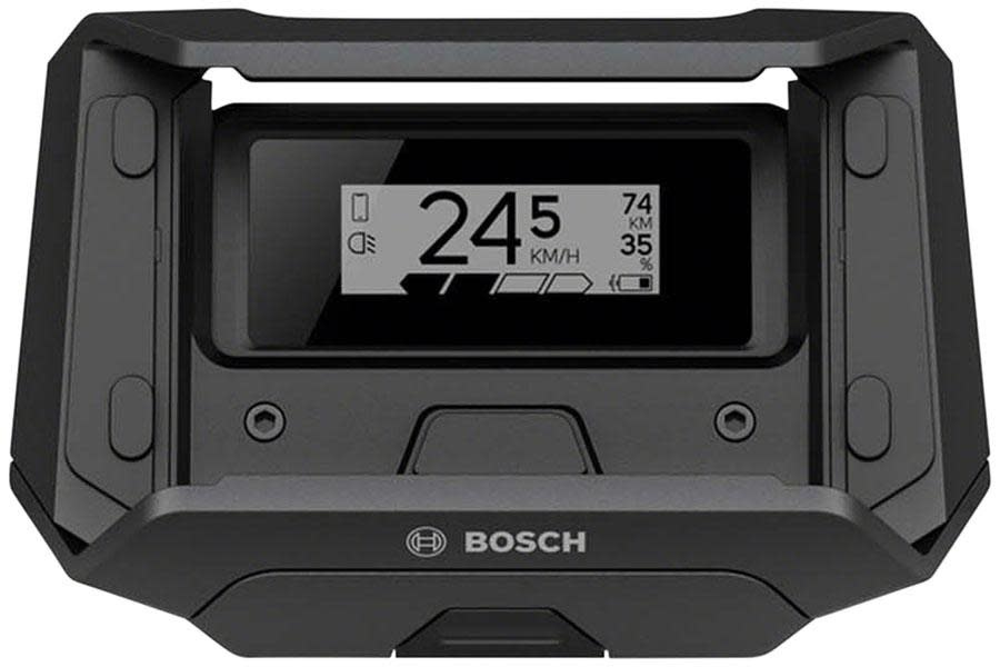 Bosch Aftermarket Kit Smartphone Hub, with 1500mm DU-cable, Universal Mount and Compact Remote and Mounting Parts