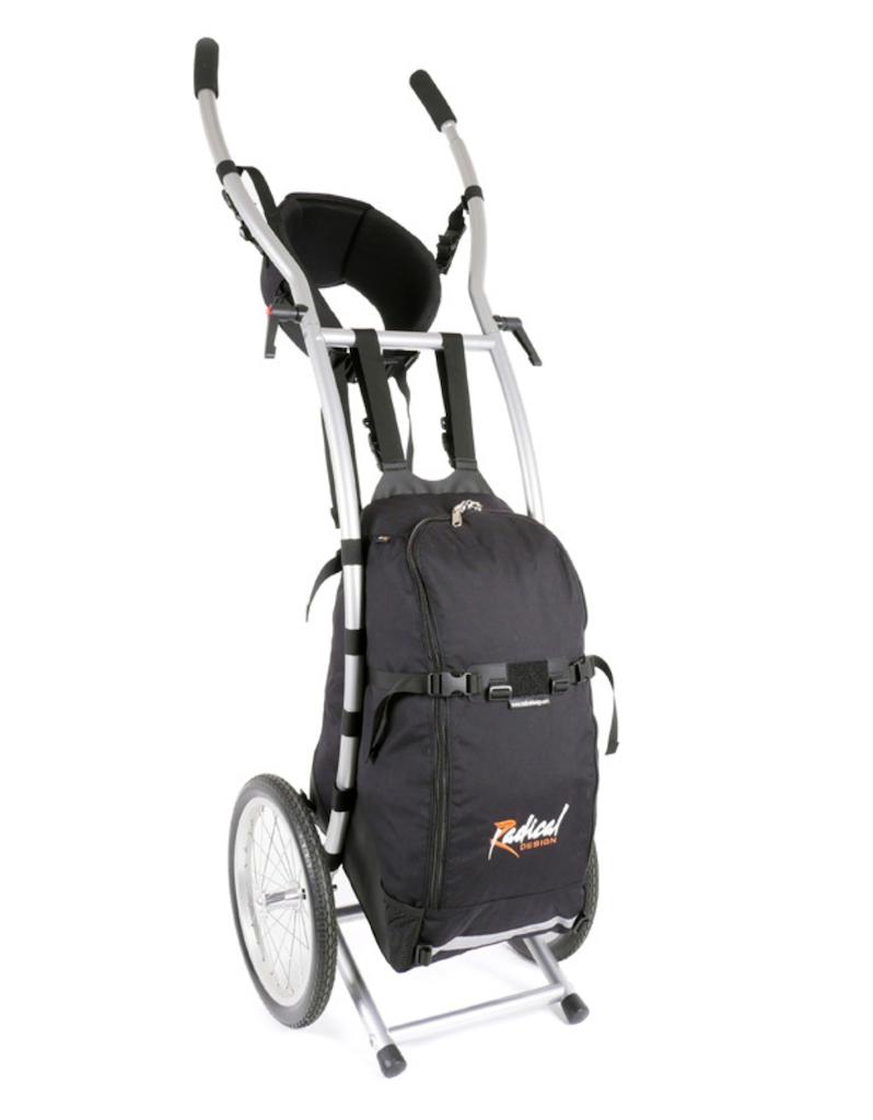 Radical Designs Radical Design Wheelie V Traveller HD Walking Trailer