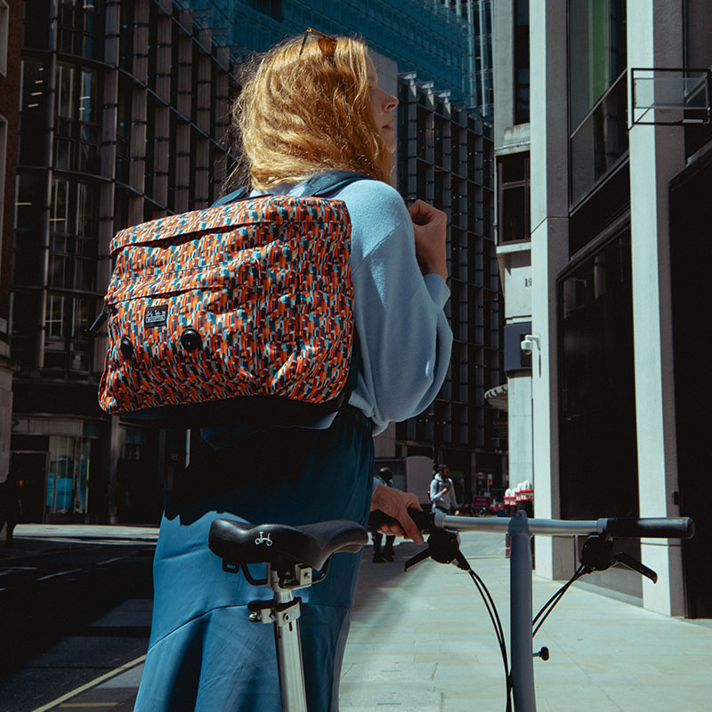 Brompton Brompton Liberty Metro Backpack, Medium