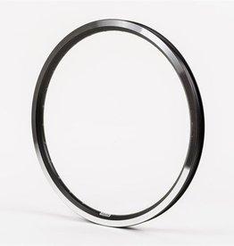 "Brompton Brompton 16 x 1 3/8"" wheel rim (ETRTO 349), 28H, Black, Std"