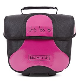 Brompton Brompton Ortlieb Mini O Bag, Berry Crush