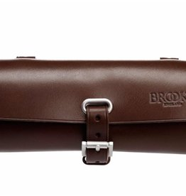 Brooks Challenge Tool Bag Small - Antique Brown