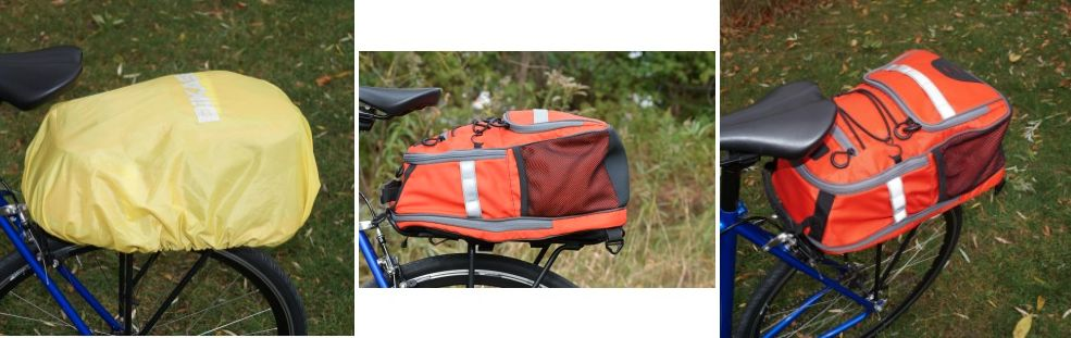 Bikase Bikase Outlier Pannier/Backpack/Trunk Bag