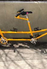 Bike Friday Bike Friday Tandem Traveller XL - Yellow