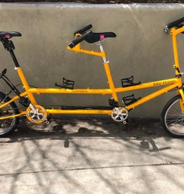 Bike Friday Bike Friday Tandem Traveller XL - Yellow