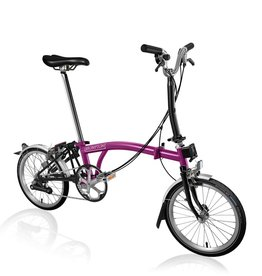 Brompton Brompton M6L Berry Crush/Black