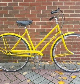 "Raleigh 19.5"" Raleigh Sports Yellow"