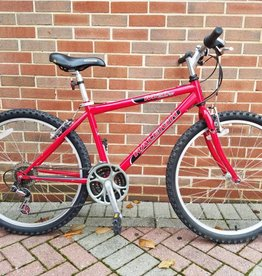 "Raleigh 16.5"" Raleigh M20 Red"