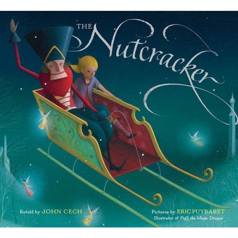 Symphony Store - Book - The Nutcracker, Cech/Puybaret - The