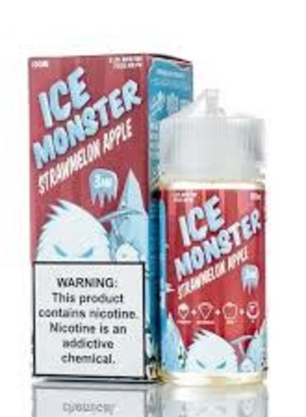 Jam Monster Liquids StrawMelon Apple 100ml
