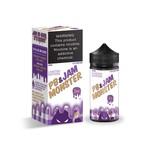 Jam Monster Liquids Grape PB & Jam 100ml