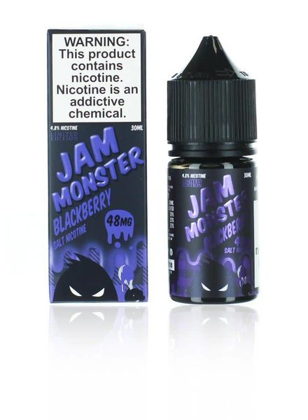 Jam Monster Liquids Jam Monster Salt Selection 30ml