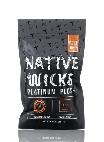 Native Wicks Native Wicks Platinum Plus