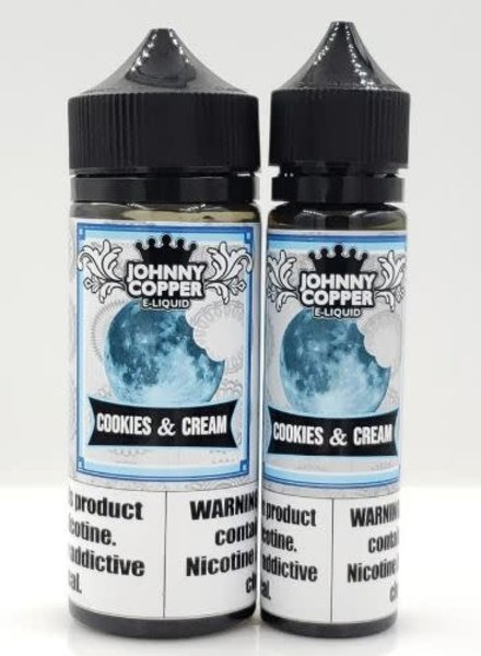 Johnny Copper Johnny Copper Cookies N Cream 60ml