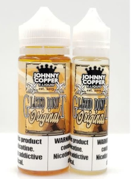 Johnny Copper Johnny Copper Glazed 60ml