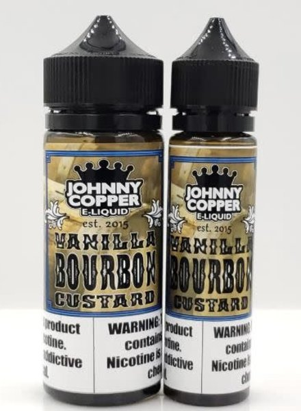 Johnny Copper Johnny Copper Vanilla Bourbon Custard 60ml