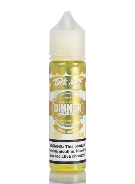 Dinner Lady Lemon Sherbets 60ml