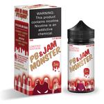 Jam Monster Liquids Strawberry PB & Jam 100ml