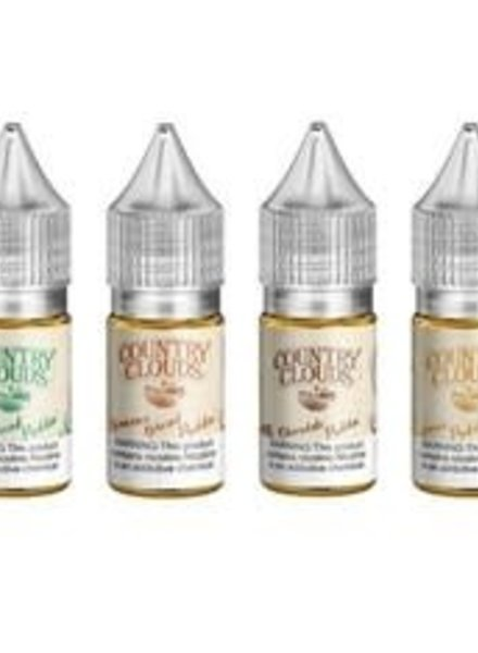 Country Clouds Country Clouds Salt Selection 30ml