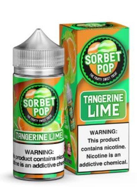 Sorbet Pop Tangerine Lime 100ml