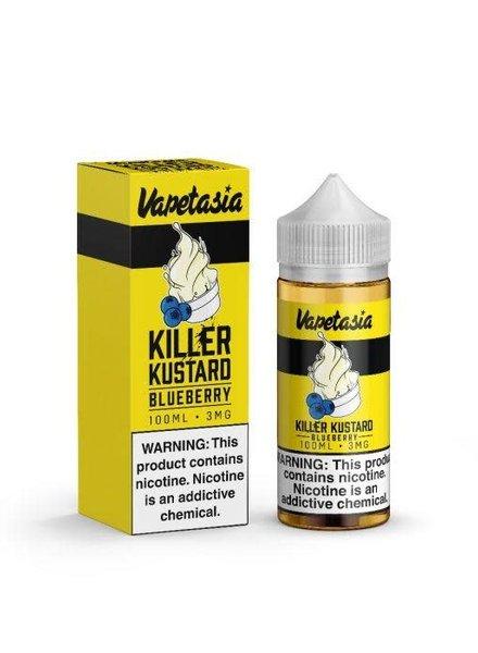 Vapetasia Killer Kustard Blueberry 100ml
