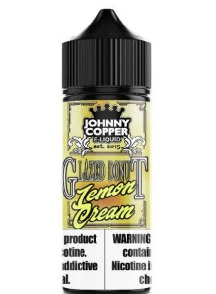 Johnny Copper Johnny Copper Lemon Glazed 60ml