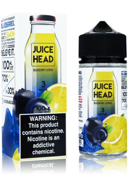 Juice Head Juice Head Blueberry Lemon 100ml