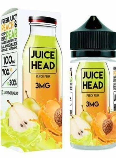 Juice Head Juice Head Peach Pear 100ml
