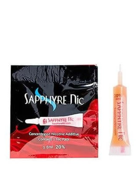 Sapphyre Nic Sapphyre Nicotine Additive 1.8ml 20%