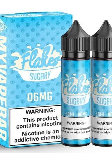 Flakes Flakes Sugary 120ml