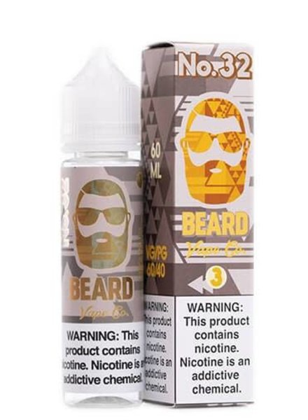 Beard Vape Co. Beard Vape Co. No. 32 60ml