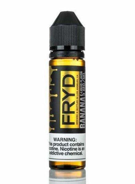 FRYD E-Liquids FRYD Banana 60ml